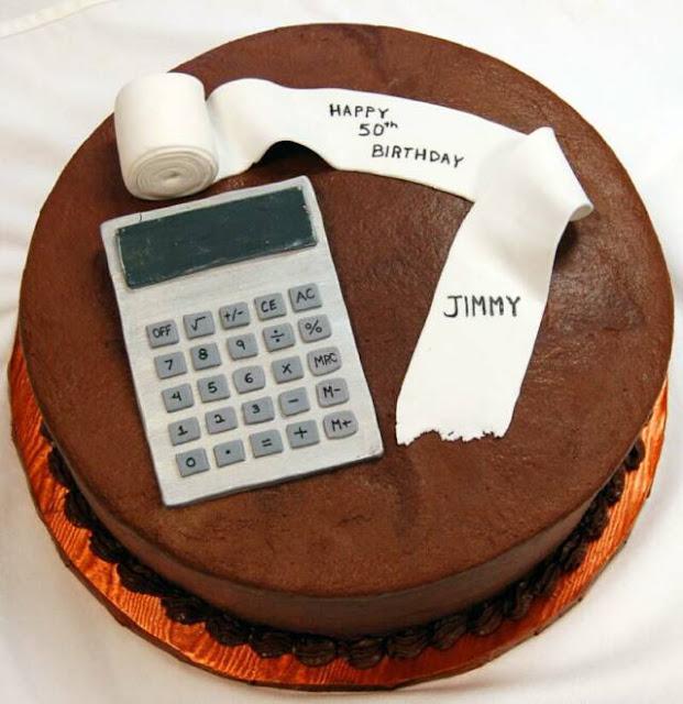 Accountant Cakes5