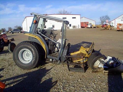 CAT MT295B tractor parts