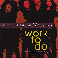 Vanessa Williams - Work to Do (CDM) (1992)