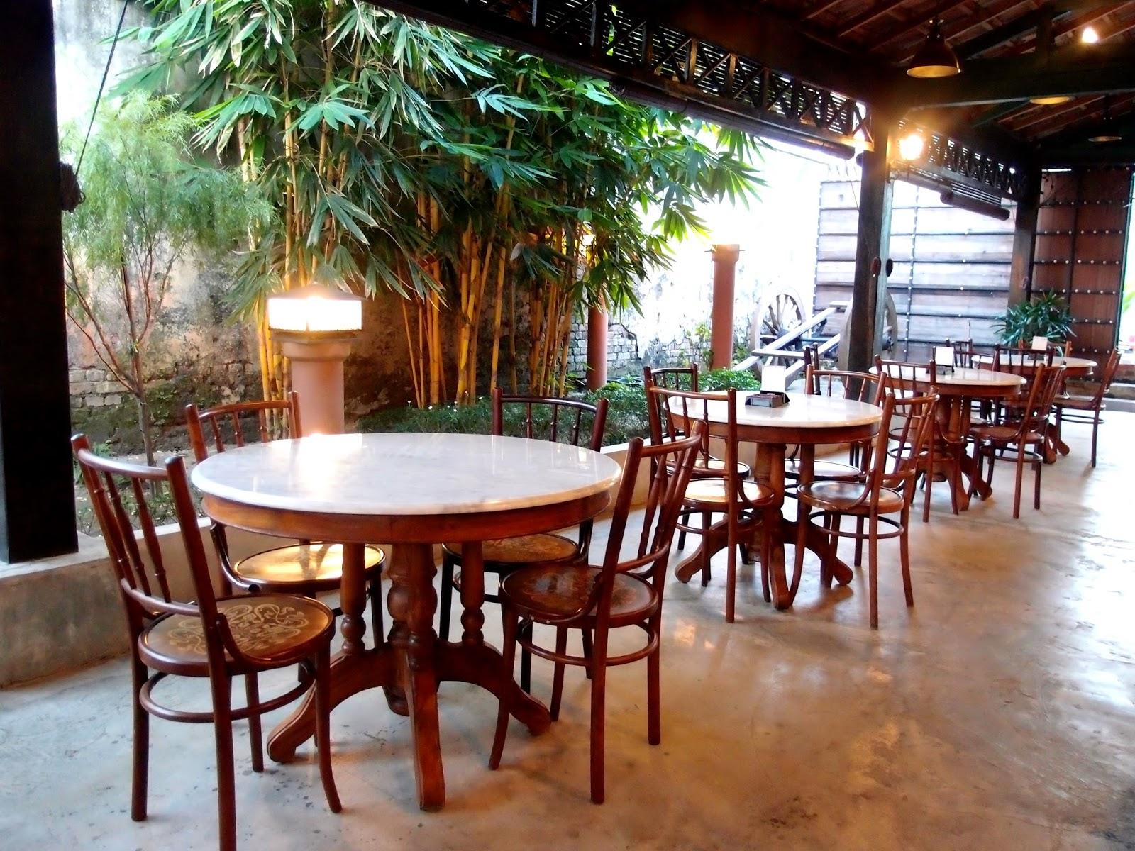 Malaya Hainan Restaurant Petaling Street Chinatown Kuala Lumpur