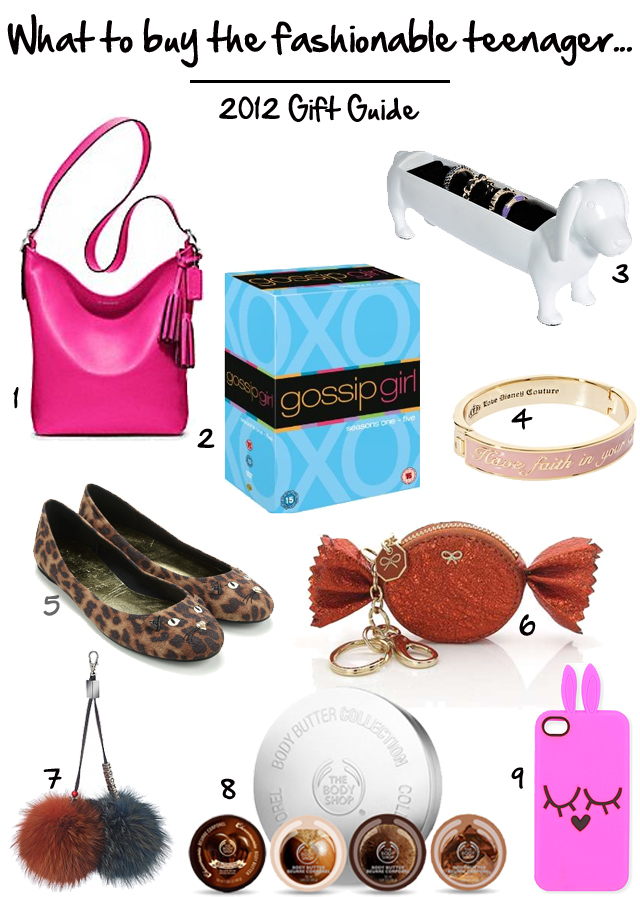 what to buy a teenage girl for christmas - What To Get A Girl For Christmas