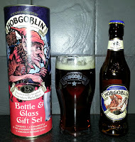 Hobgoblin - Bottle & Glass Gift Set (Wychwood)