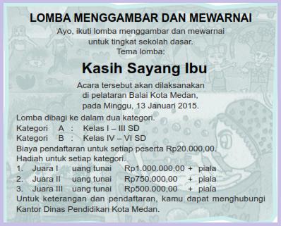 Ebook Kumpulan Soal Ulangan, soal b indonesia kelas 4, soal kelas 4, ktsp semester 2 terbaru tahun 2006 untuk 2015, Download Gratis Gampang, tanpa iklan