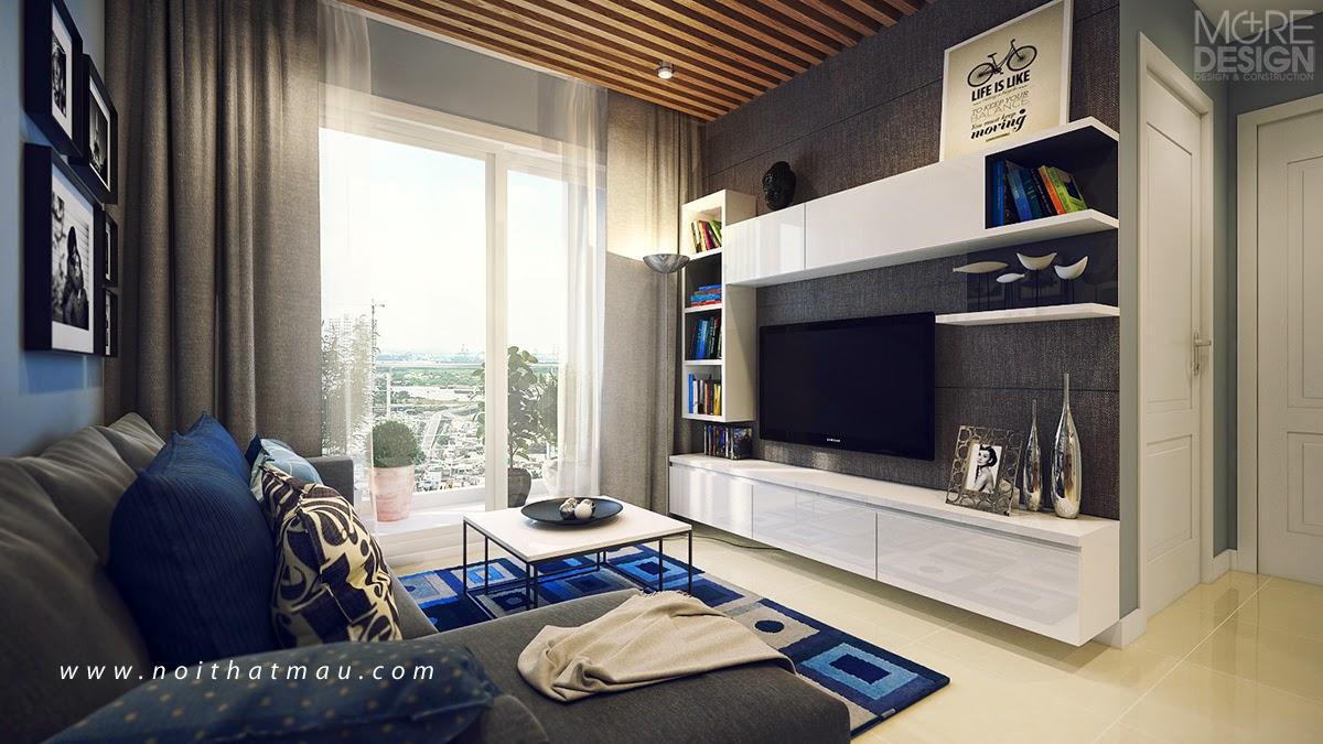 Kệ tivi hiện đại sang trọng cho không gian phòng khách