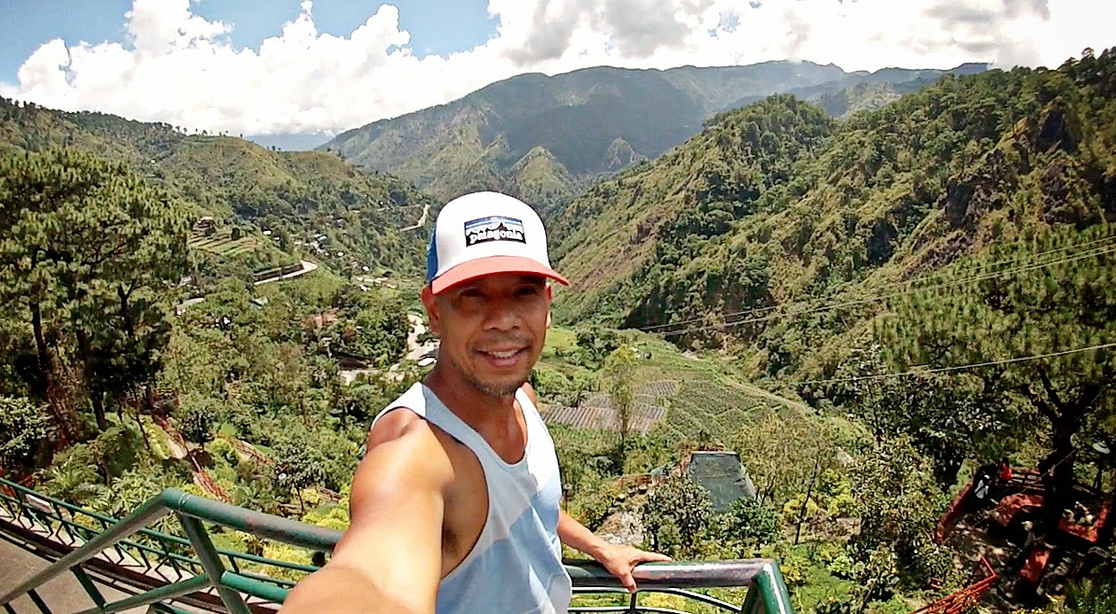 Kennon Rd View Point Baguio City Philippines
