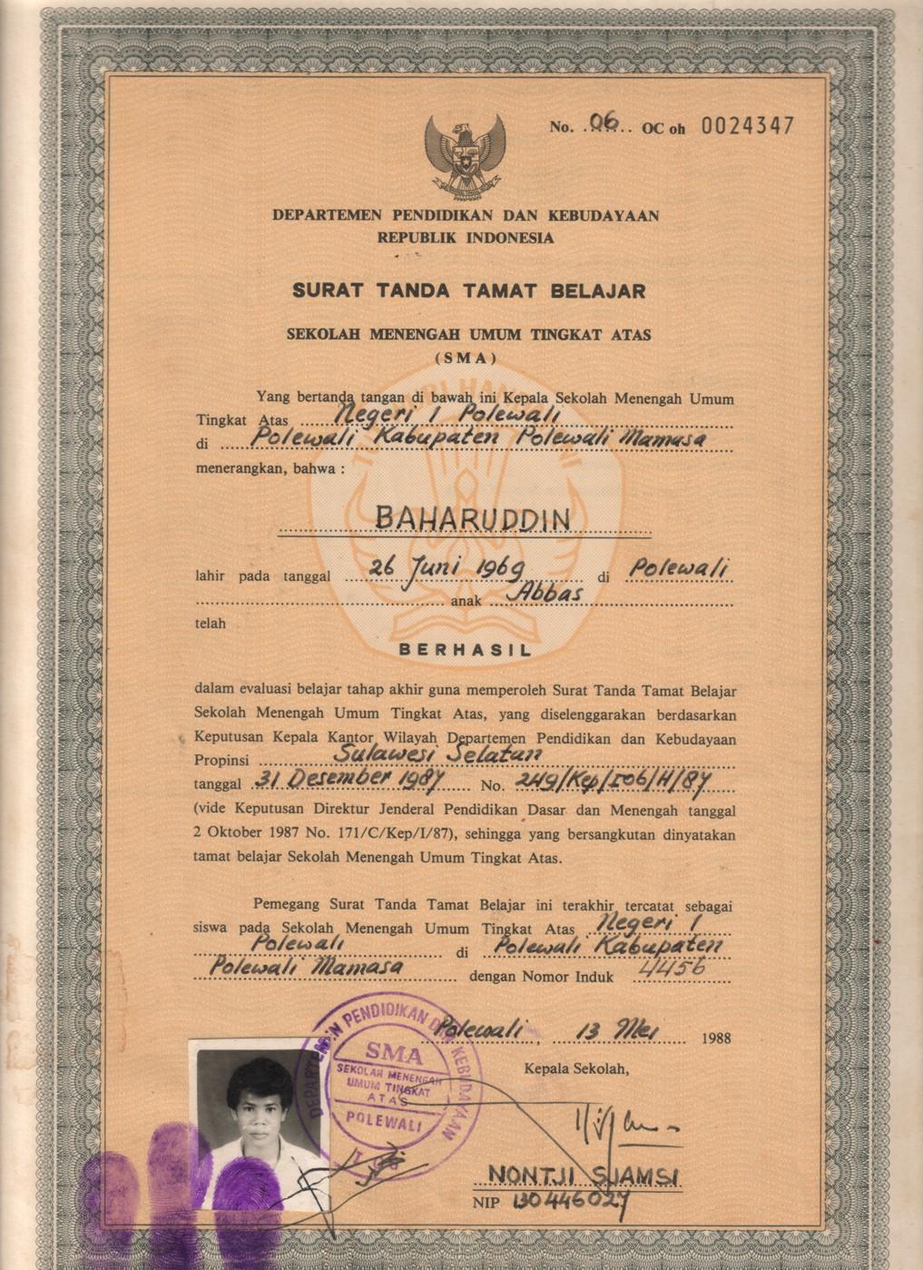 Diposkan oleh M.Syahrudin.Sh di 19.56