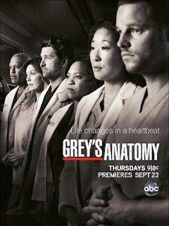 Grey's Anatomy cast season 8 saison 8