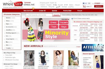 site roupas wholesale dress