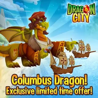 imagen de la oferta especial del columbus dragon