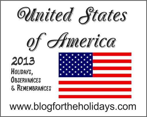 August 2013 observances US | just b.CAUSE