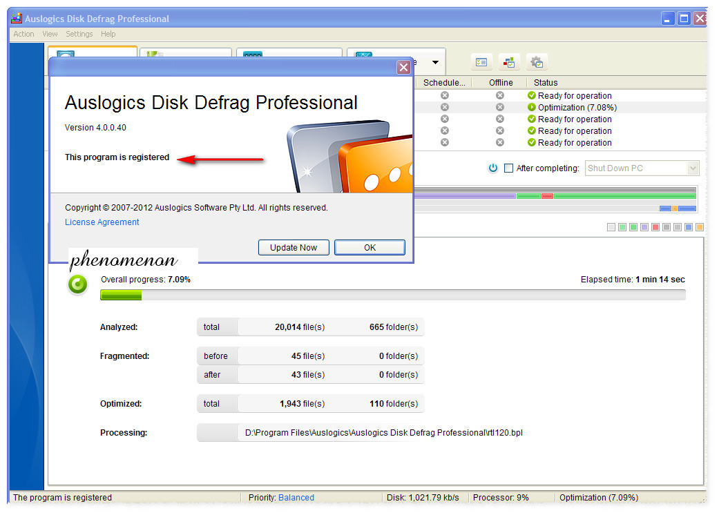 Auslogics disk defrag pro v4220 portable torrentСкачать Программы по работе