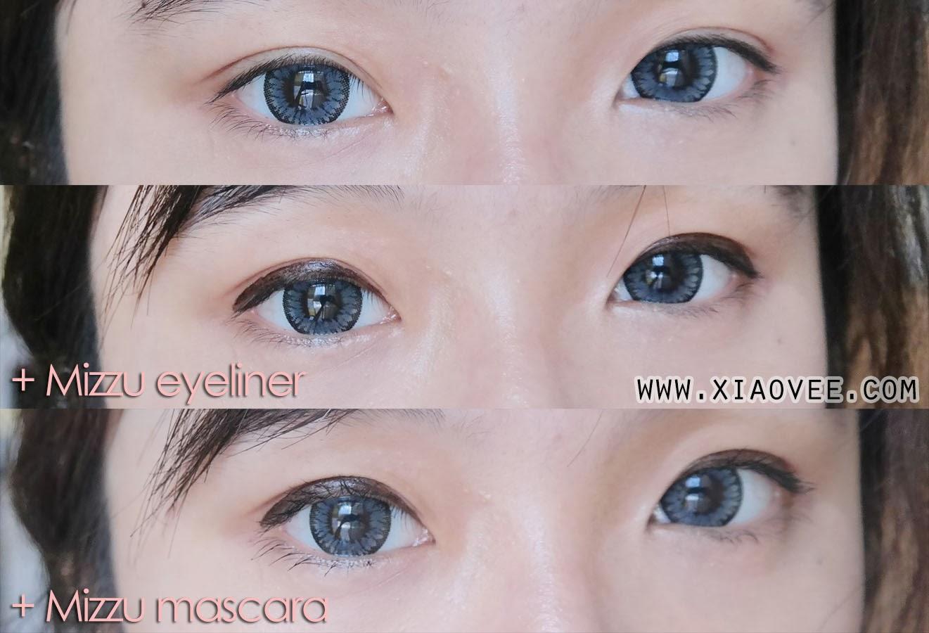 Xiao Vee Indonesian Beauty Blogger Mizzu Brown Eyeliner
