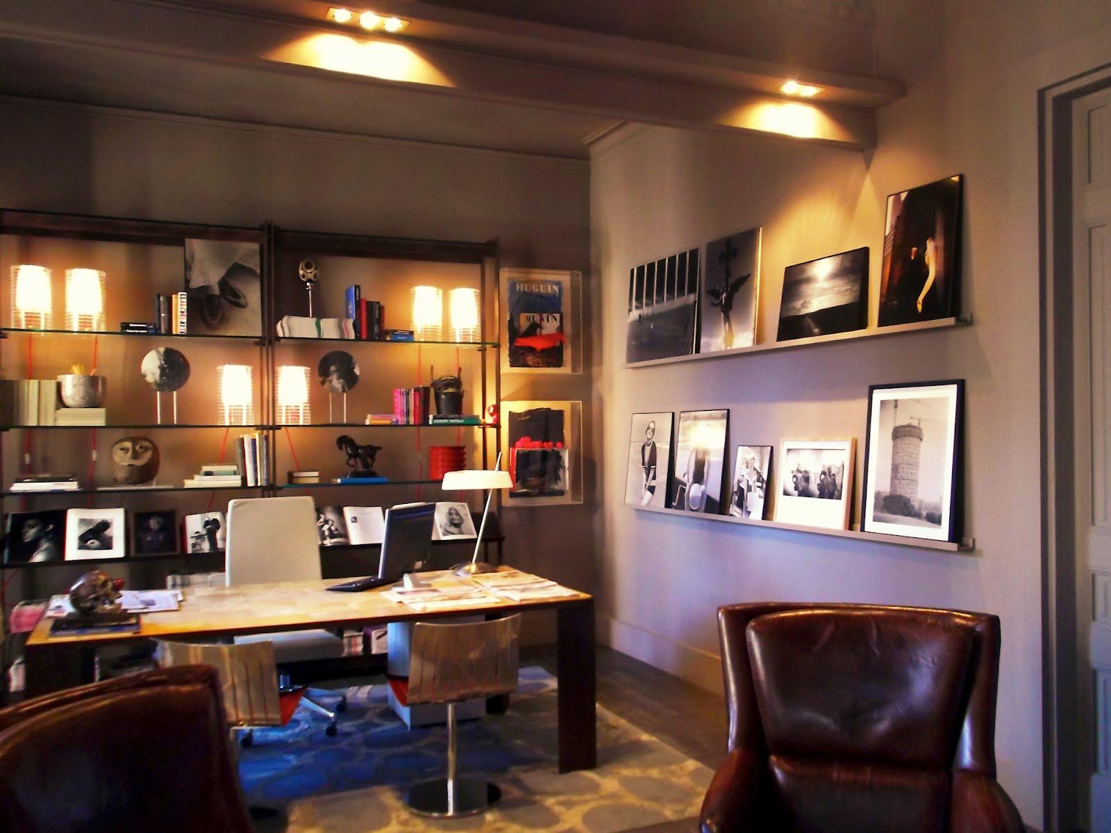 Xito de ricardo miras en casa decor blog arquitectura y - Como decorar un despacho en casa ...