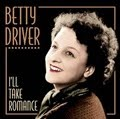 WIN! Betty Driver CD