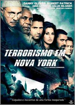 Download - Terrorismo em Nova York DVDRip - AVI - Dual Áudio