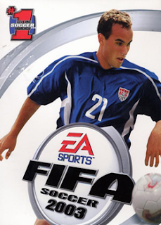 FIFA 2003 Soccer PC Game
