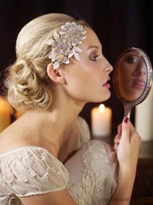 peinados 2014 de novias_