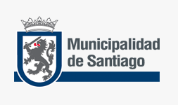 municipalidad de santiago lchv logos chile vector