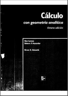 CALCULO CON GEOMETRIA ANALITICA - RON LARSON, ROBERT P. HOSTETLER, BRUCE H. EDWARDS