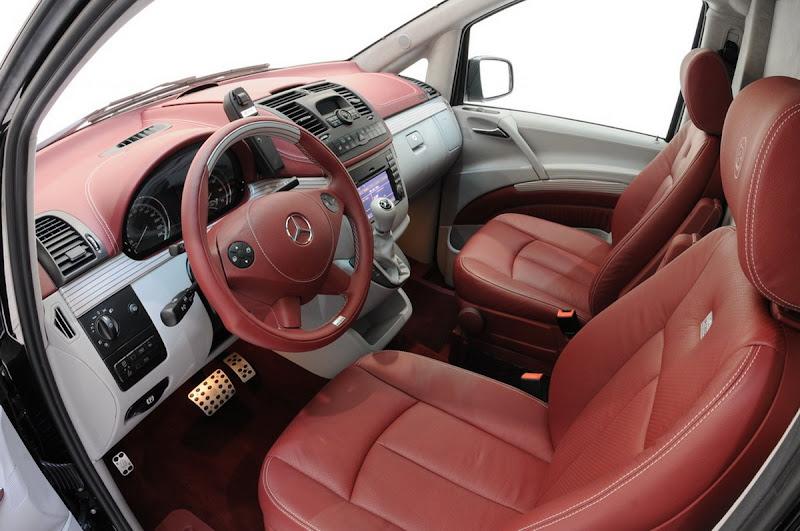 2011 Mercedes Viano BRABUS iBusiness 3D