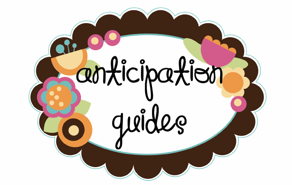 47 Best Of Anticipation Guide Template | Malcontentmanatee