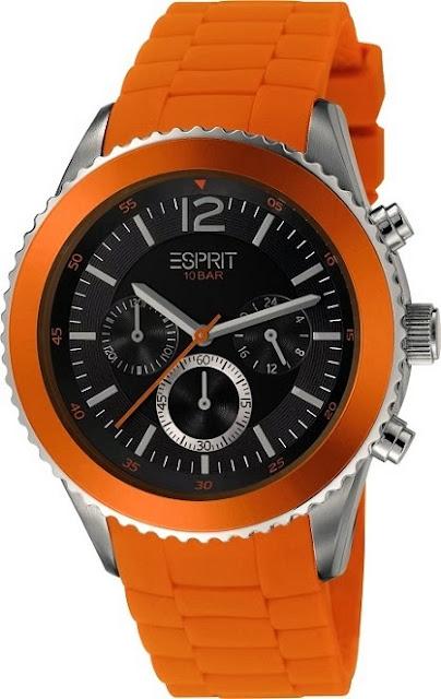Esprit Marin Men Orange Watch: Price INR 9295