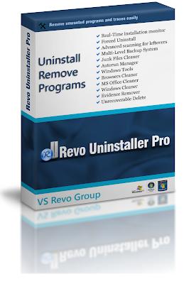 Revo Uninstaller Pro 3.0.5 Full with crack & kegen