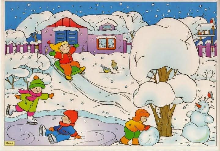 Nuestro mundo infantil proyecto el invierno en nuestra clase - Proyecto el invierno ...