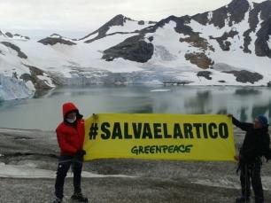 alejandro sanz artico greenpeace