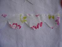 Cara membuat bros jilbab bunga dari kain