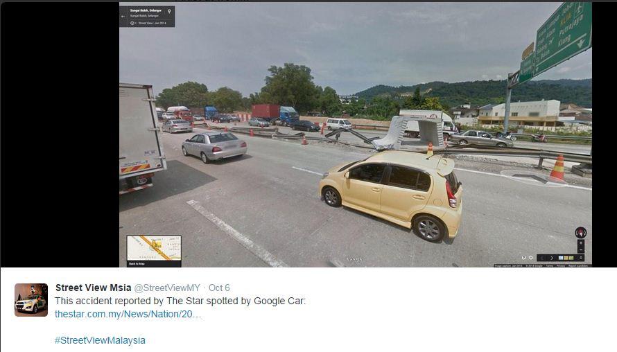 Gambar Menarik Google Street View Di Malaysia