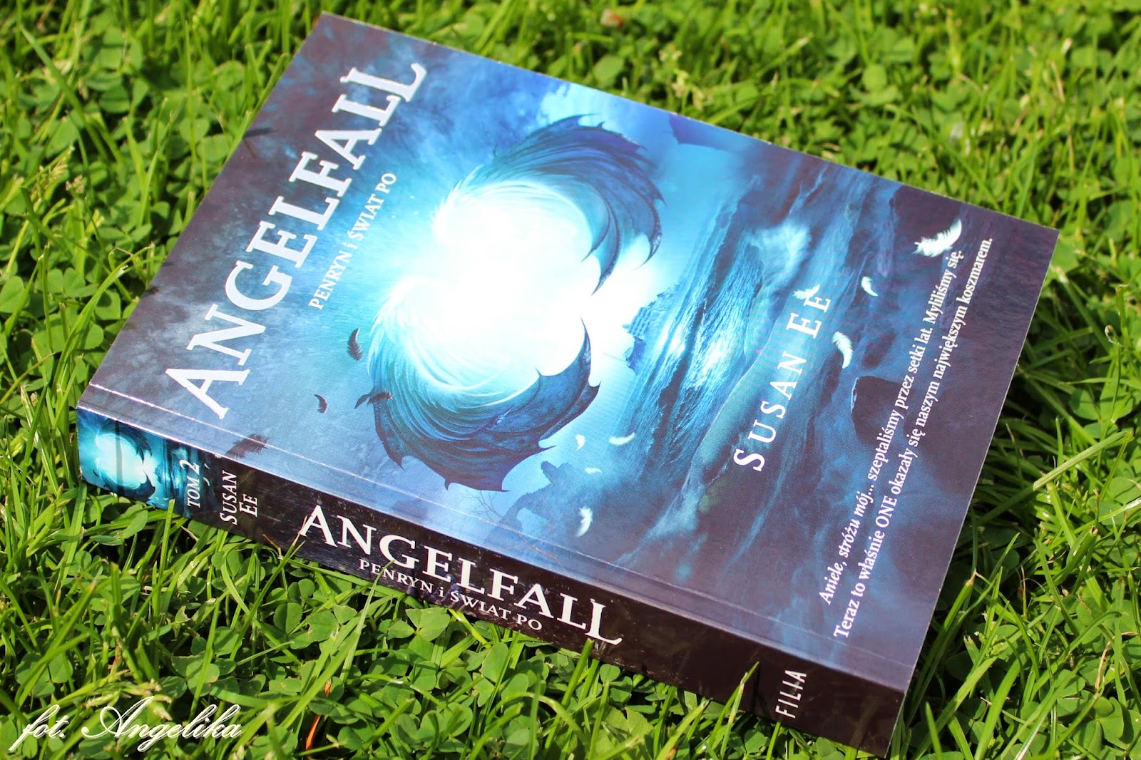 Angelfall. Penryn i Świat Po –  tom II Thriller fantasy w wykonaniu Susan Ee