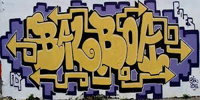 Balboa-Graffiti-Alphabet-Letters-Styles-Arrow-Bubble