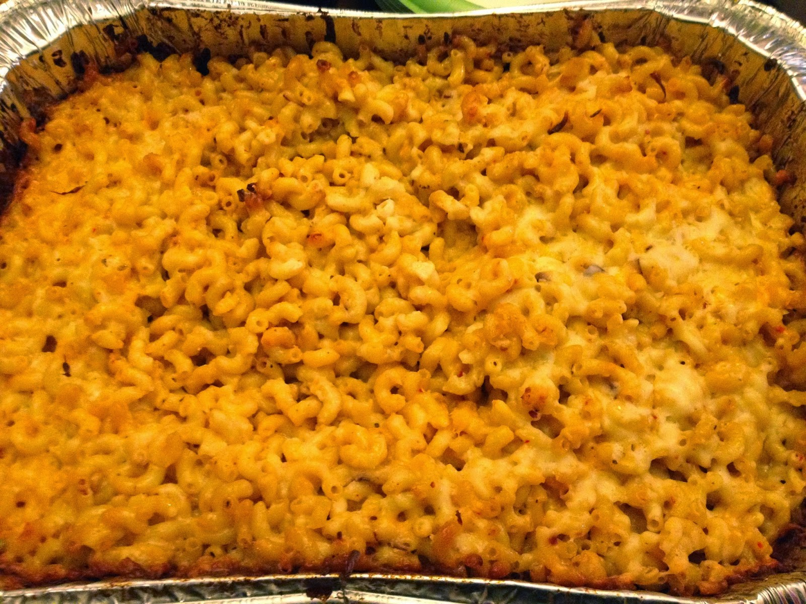 Thanksgiving Dinner Mac 'n Cheese