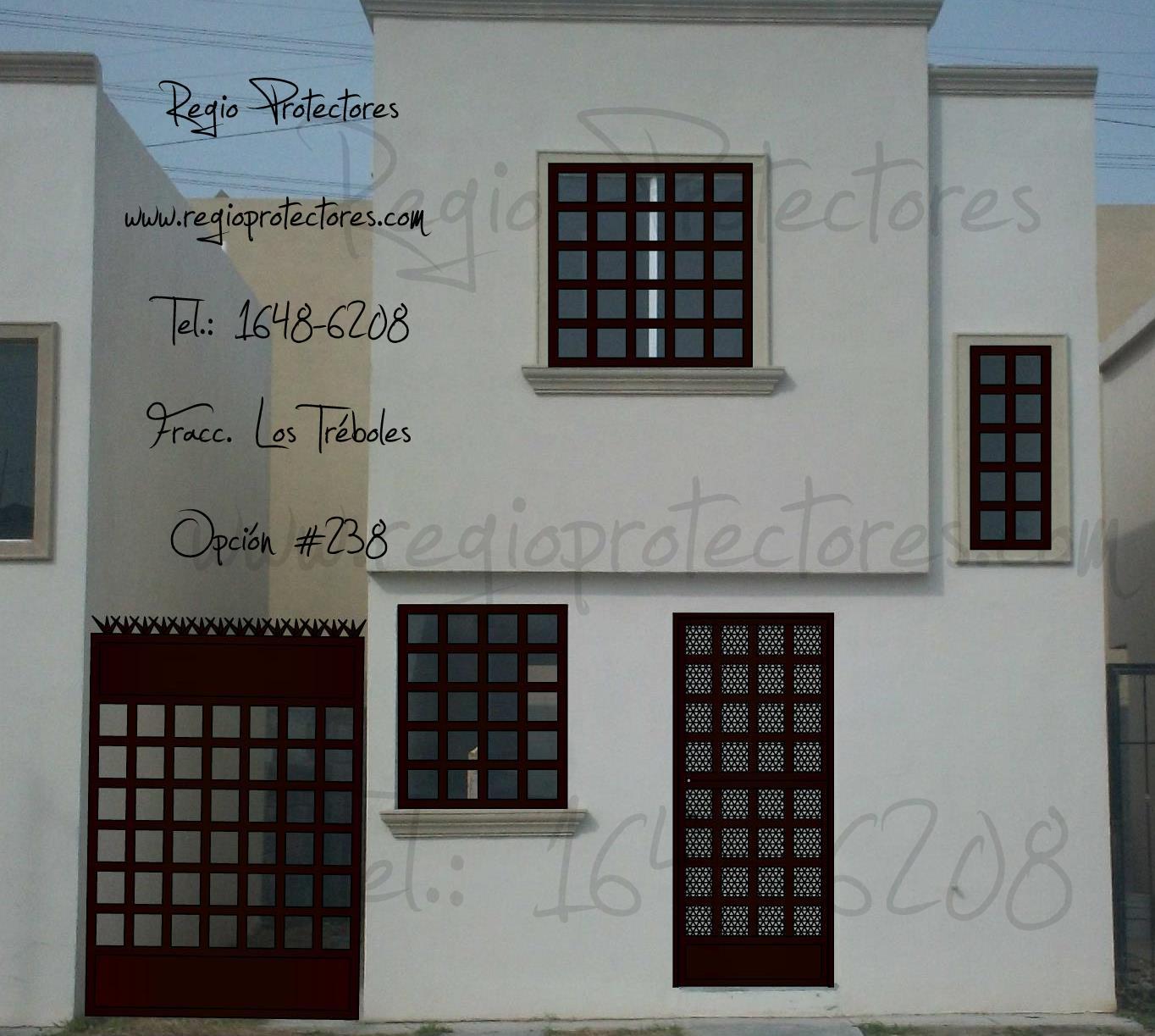 Puertas Y Ventanas De Herreria