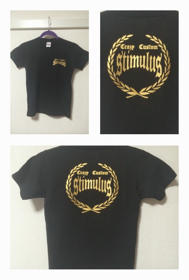 アメ車屋さんオリジナルTシャツ