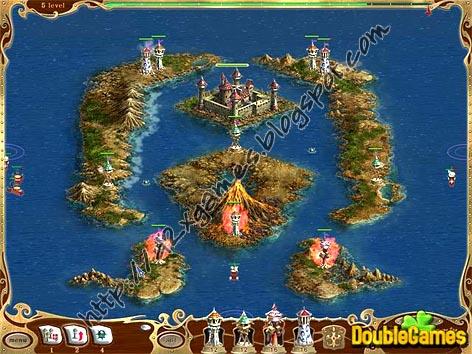 Free Download Games - Island Defense