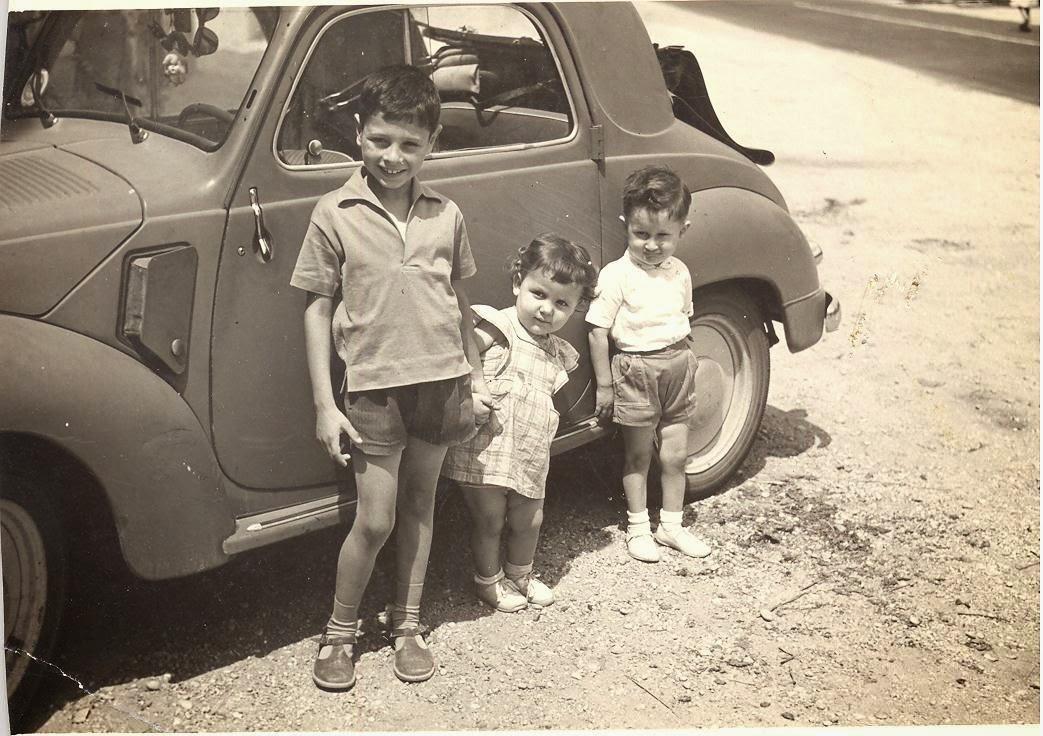 con Riccardo e Paola