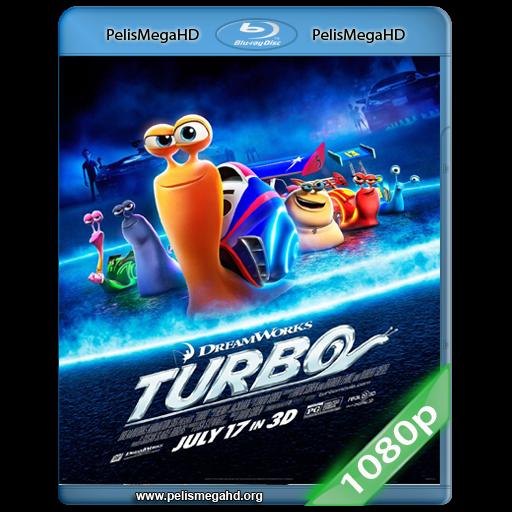 TURBO (2013) 1080P HD MKV ESPAÑOL LATINO
