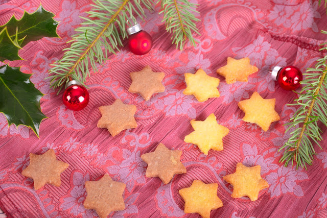 Weihnachts- Kekse. Edyta Guhl.