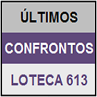 LOTECA 613 - MINI HISTÓRICOS