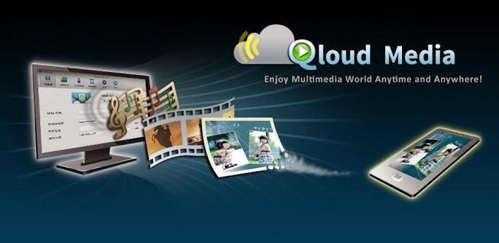 Qloud Media v4.0.3 Apk