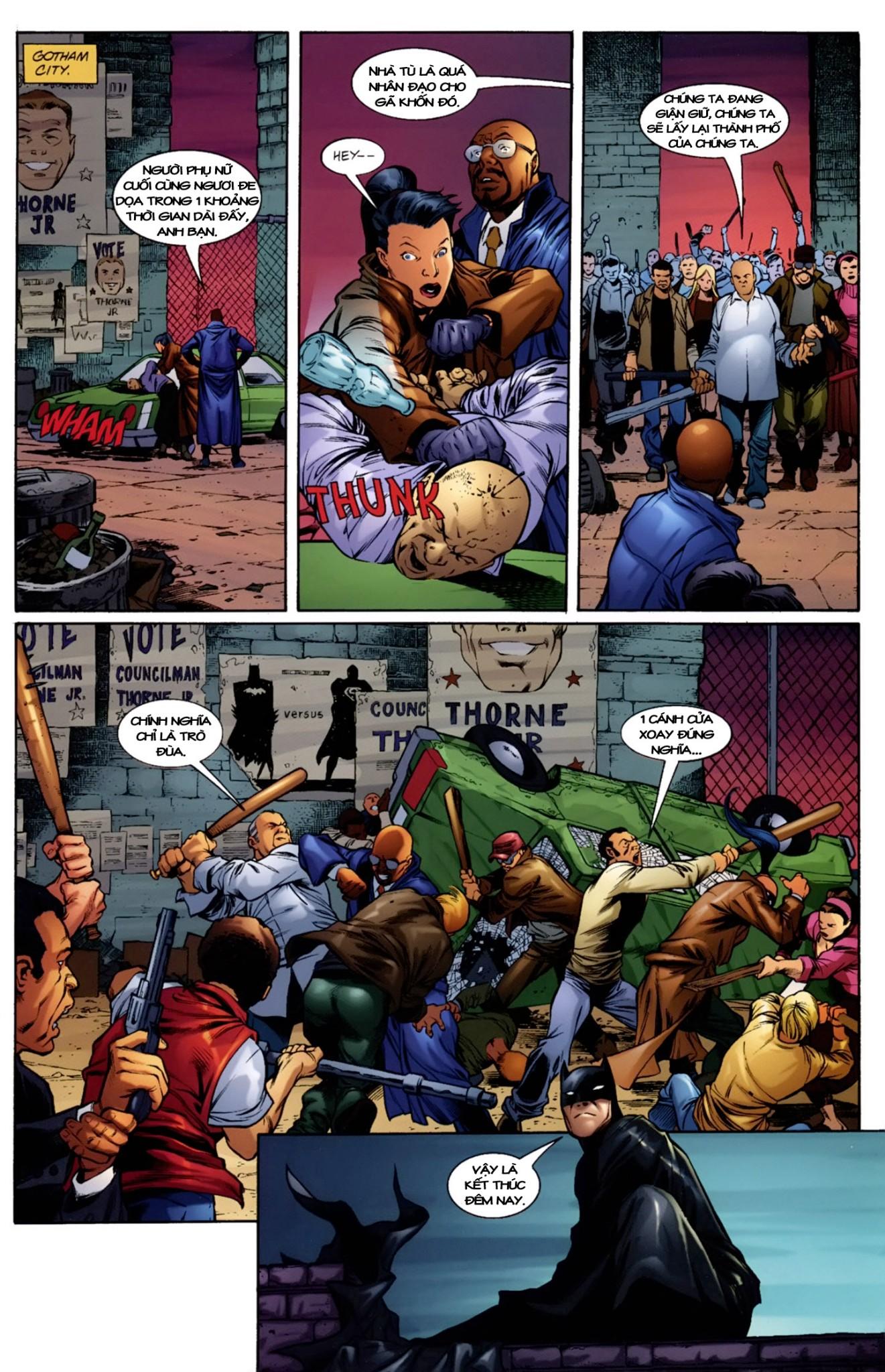 JLA JSA: VIRTUE AND VICE chap 2 - Trang 5
