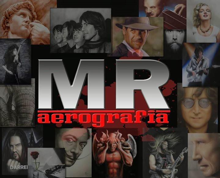 Martín Rocha Aerografías