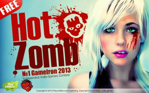 Download Hot Zomb: Zombie Survival free v1.0 Apk Full Free