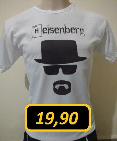 Promoção! Camiseta Heinseberg!