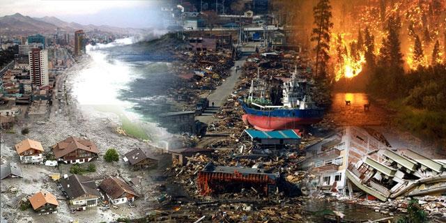 Dünyanın İklimi mi Bozuluyor? Yoksa birbirlerine düşman devletler üçüncü dünya savaşı öncesi ilk önce iklim silahlarını mı kullanıyorlar?