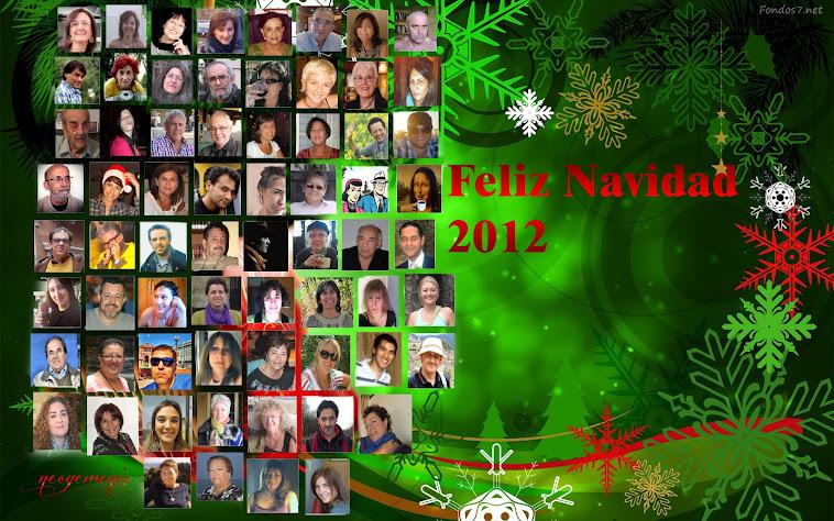 Navidad bloguera 2012