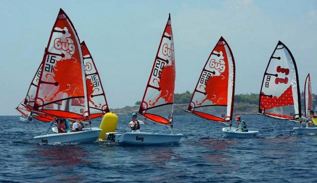 2ος στο Πανελλήνιο Πρωτάθλημα σκαφών τύπου Bug ο Πολυχρόνης Γιαννακίδης του Ν.Ο.Α.