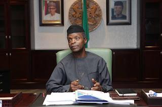 Vice President Osinbajo
